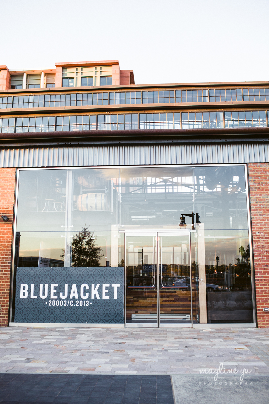 Bluejacket Brewery and Arsenal Restaurant | Mayline Yu Photography